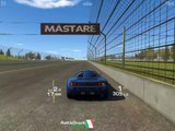 [iOS] Real Racing 3 - McLaren F1, Cup, Indianapolis (Speedway)