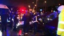 Ankara'da feci kaza: 4 ölü