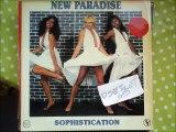 NEW PARADISE -GET DANCING IT'S A MEDLEY(RIP ETCUT)MARTIN'S MUSIC REC 80's
