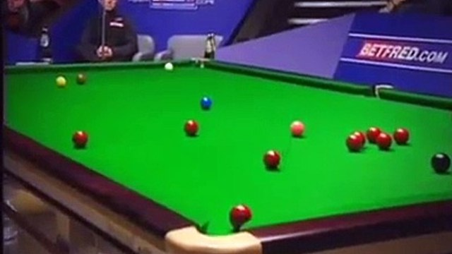 watch the world best players incredible shots of snooker------hd video