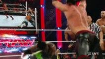 Big E & Kofi Kingston & Lucha Dragons vs. Cesaro & Kidd & The Ascension  Raw, March 30, 2015