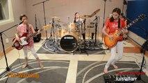 3 filles reprennent du METALLICA et c'est énorme : Enter Sandman -  Cover
