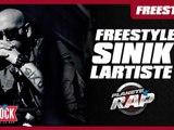 Gros freestyle de Sinik et Lartiste en live dans Planète Rap !