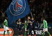 Coupe de France : 1/2 finales : Paris-SG - AS Saint-Etienne : 4-1, les buts !