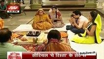 Singhaniya House Mein Pade Naksh Ke Kadam!! - Yeh Rishta Kya Kehlata Hai - 9th April 2015