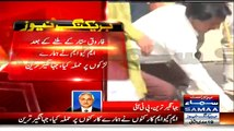 MQM Workers Attacked PTI Workers As Imran Khan Went From Jinnah Ground:- Jahangir Tareen
