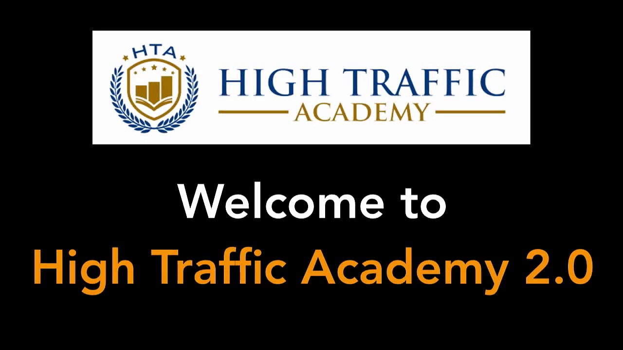 High Traffic Academy Release (720p)