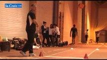 Gestes de l'athlétisme - le triple saut