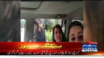 Who Will Sit With Reham, Hot Words Exchanged Between Naz Baloch & President PTI Women Wing Sindh
