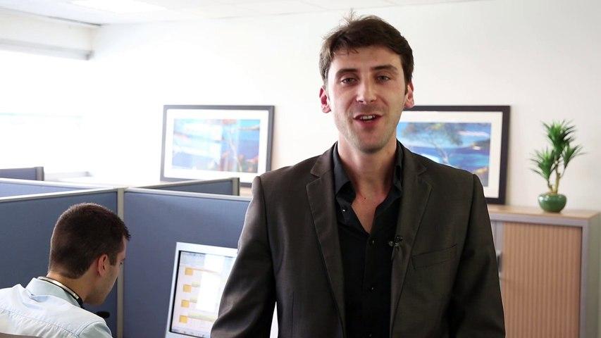 Interview des salariés chez Néoliane : Cyril