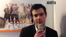 Interview de Mathieu Salfati, de la franchise Neocoach, sur le salon Top Franchise Méditerranée 2013