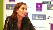 Interview de Stéphanie Lelièvre, Responsable développement franchise chez Karl Marc John