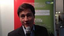Interview d'Alexandre Pham, co-Président de Lynx RH, en direct de Top Franchise Méditerranée 2013