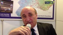 Interview de René Prévost, de la franchise Speedy, sur le salon Top Franchise Méditerranée 2013