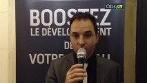Interview de Mickaël Balondrade, Elu à la Chambre de Commerce et d'Industrie Marseille Provence