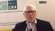 Interview de Jean-Marie Tomei, Délégué CRA en direct de Top Franchise Méditerranée 2013