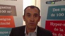Interview de Pierre Longère, de la franchise Agora Presse et caetera, sur le salon Top Franchise Méditerranée 2013