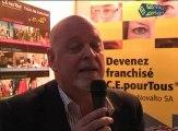 Interview de Jean-Louis Renault, de la franchise Novalto