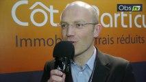 Interview de jean-Philippe Crouau, directeur associé de Côté Particuliers