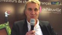 Interview de Mario Catena de De Neuville