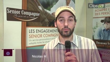 Interview de Nicolas Hurtiger, Senior Compagnie