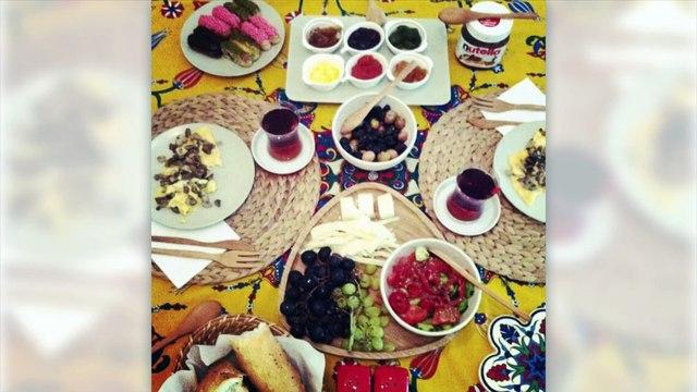 İstanbul - Instagram'da Bir Gün / Istanbul - One Day in Instagram