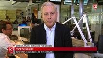 """Yves Bigot, directeur de TV5 Monde : """"Nous avions des dispositifs anti-intrusion extrêmement performants"""""""