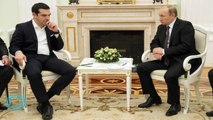 Putin Gives Visiting Greek Prime Minister Tsipras an Ancient Greek Icon Once Stolen by Nazis