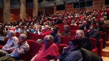Questions bizarres pendant une conférence (Espace des Sciences de Rennes)