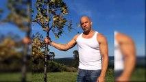 Vin Diesel ALS ICE BUCKET CHALLENGE | Vin Diesel ALS Ice Bucket Challenge, Nominates Vladimir Putin!