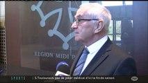 Aéroport Toulouse-Blagnac: Collectif contre la privatisation