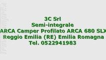 ARCA Camper Profilato ARCA 680 SLX
