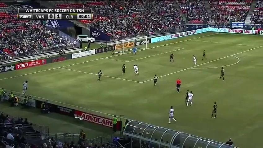 Vancouver Whitecaps vs Columbus Crew [Highlights] | MLS