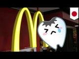 Menu McDent: Une dent humaine est retrouvée dans des frites McDo