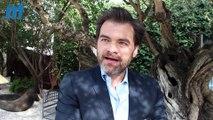 Clovis Cornillac, réalisateur de Un peu, beaucoup, aveuglément