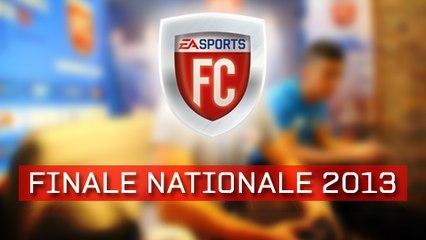 Finale Nationale 2013 - Le résumé