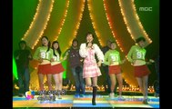 Jang Yoon-jeong - Oh my, 장윤정 - 어머나, Music Camp 20050115