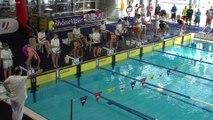 CFU Natation 2015  : finale 100m brasse Dames (Adeline Martin)