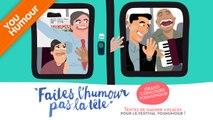 FAITES L'HUMOUR, PAS LA TÊTE - Yann Marian