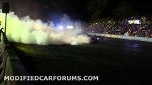 IBLOWN burnout at Burnouts Unleashed 2014