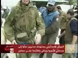 مذيع الجزيرة يبكي غزة على الهواء جمال ريان aljazeera