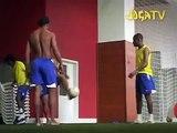 Football Skills And Tricks By Ronaldinho, Roberto Carlos, Robinho