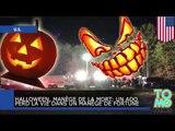 Halloween, manège de la mort: Un ado perd la vie dans un manège de fortune