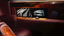 Rolls-Royce Phantom 2015 INTERIOR Bespoke Rolls-Royce Pinnacle Commercial CARJAM TV 4K 2015