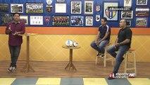 O Resenha Esporte Clube conversou ao vivo com o aniversariante do dia, o goleiro do Sport Club do Recife, Magrão.
