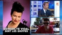 ITW DELAHOUSSE Promo spectacle Bénédicte VIDAL Sort les Griffes