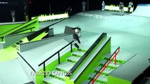 Dew Tour - Chaz Ortiz wins Dew Tour Skate Park Championship + Highlights - Las Vegas 2010