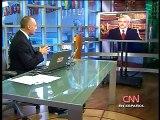 CNN. Entrevista al Vicepresidente de Bolivia Alvaro Garcia Linera 14.09.10