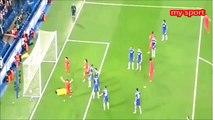 Thiago Silva Goal - Chelsea F.C 2-2 Paris Saint-Germain F.C ◄ High Quality.