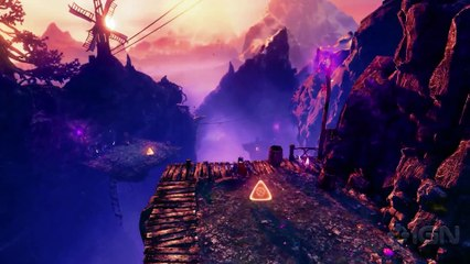 Trine 3 - The Artifact of Power Exclusive Gameplay Video de Trine 3 : The Artifacts of Power